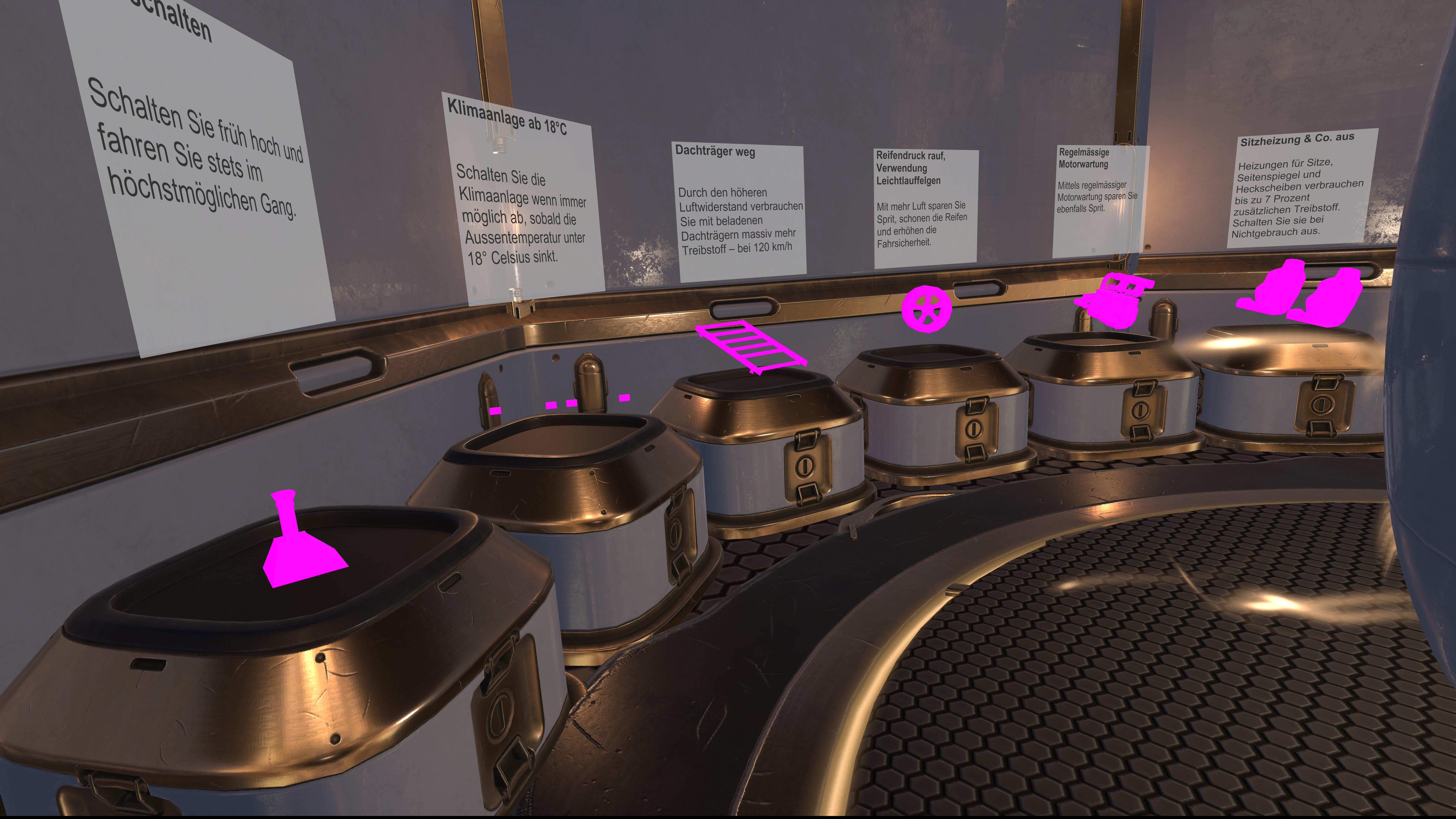 Virtual Reality Game von EcoDrive