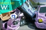 Mehr Sicherheit bei LKWs dank moderner Technik